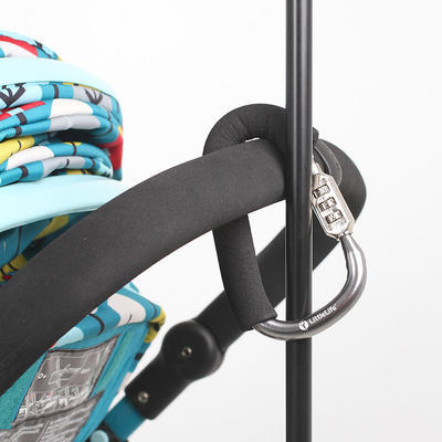 LittleLife Lockable Buggy Clip - 2