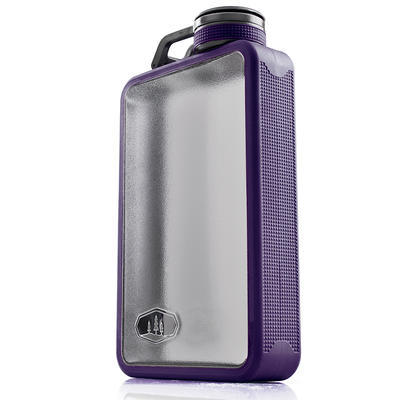 GSI Boulder Flask 177ml purple - 2