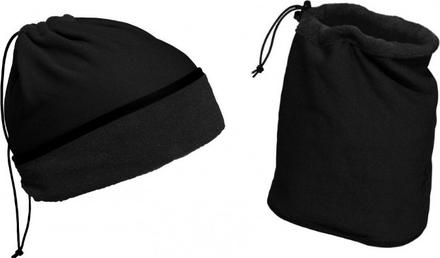 Warmpeace Neck Gaiter límec black - 2