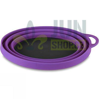 Lifeventure Silicon Ellipse Bowl purple - 2
