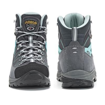 Asolo Finder GV ML grey/gunmetal vel. 7 - 2