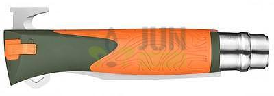 Opinel VRI N°12 Inox Explore Orange 10 cm - 2
