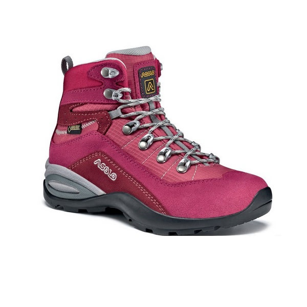 Asolo Enforce GV JR redbud/oxblood vel. 34 - 2