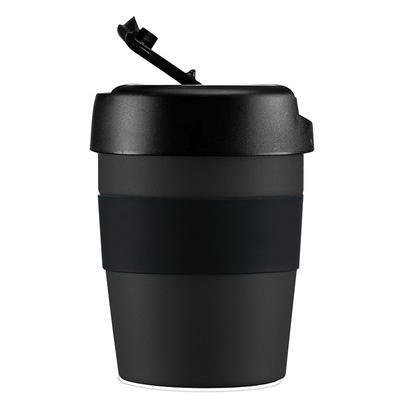 Lifeventure Insulated Coffee cup black 250 ml - 2