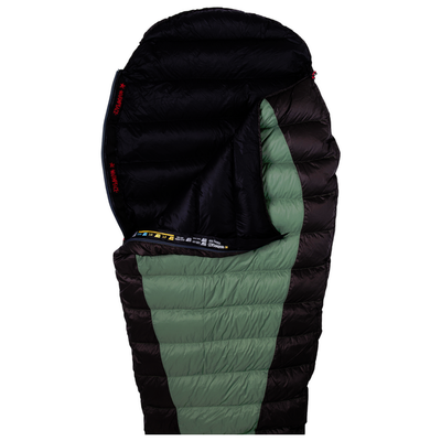 Warmpeace Viking 300 180 L green/grey/black - 2