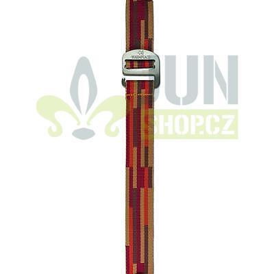 Warmpeace Hookle maxbelt red/brown - 2
