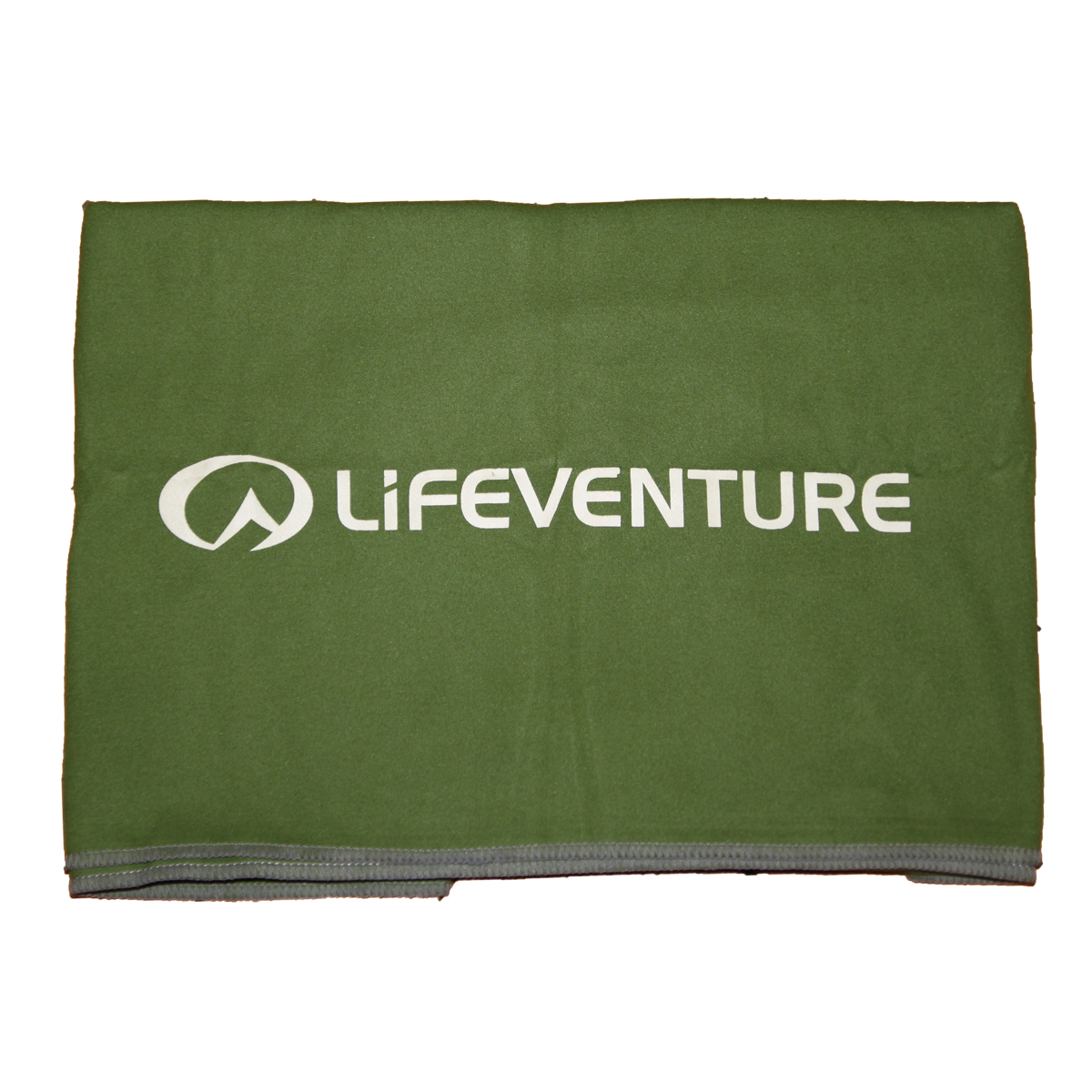 Lifeventure Compact Trek Towel 120 green - 2
