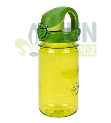 Nalgene Clear Kids OTF 350ml green - 2