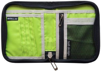 Boll Zip Wallet lime - 2