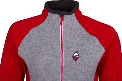 High Point Skywool 4.0 Sweater Lady red/gre vel. L - 2