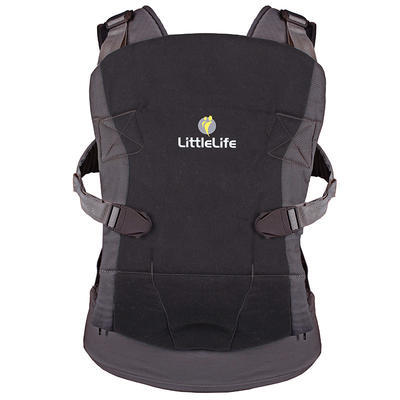 LittleLife Acorn Baby Carrier grey - 2