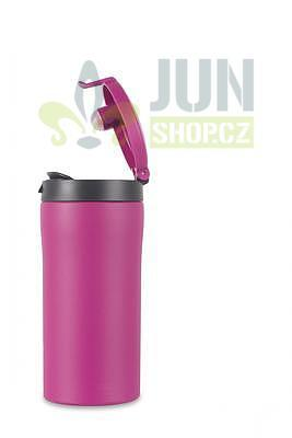 Lifeventure Flip-top Thermal Mug pink - 2