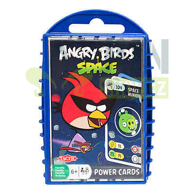 Angry Birds Space karty - 2