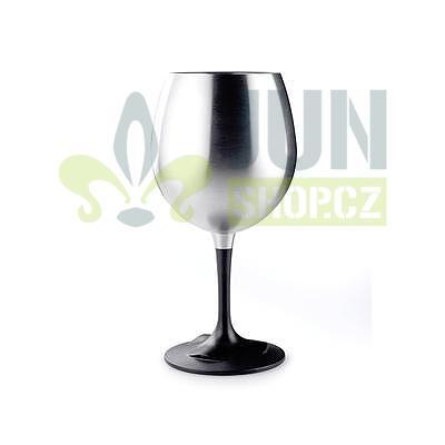 GSI Outdoors Glacier Stainless Red Wine Glass  - 2