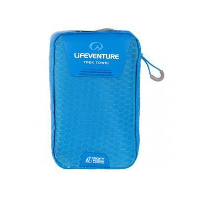 LifeVenture SoftFibre Trek Towel L blue - 2