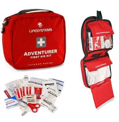 LifeSystems Explorer First Aid Kit - 4
