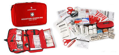 Lifesystems Mountain Leader First Aid Kit - 4