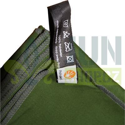 Lifeventure Compact Trek Towel green - 5